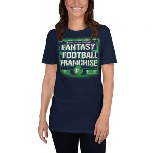 Women's Fantasy Football Franchise Short-Sleeve Unisex T-Shirt