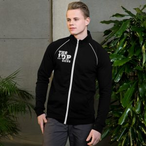 IDP Guys Piped Fleece Jacket