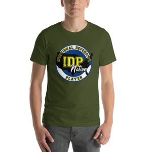 IDP Nation Short-Sleeve Unisex T-Shirt