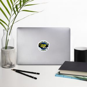 IDP Nation Bubble-free stickers
